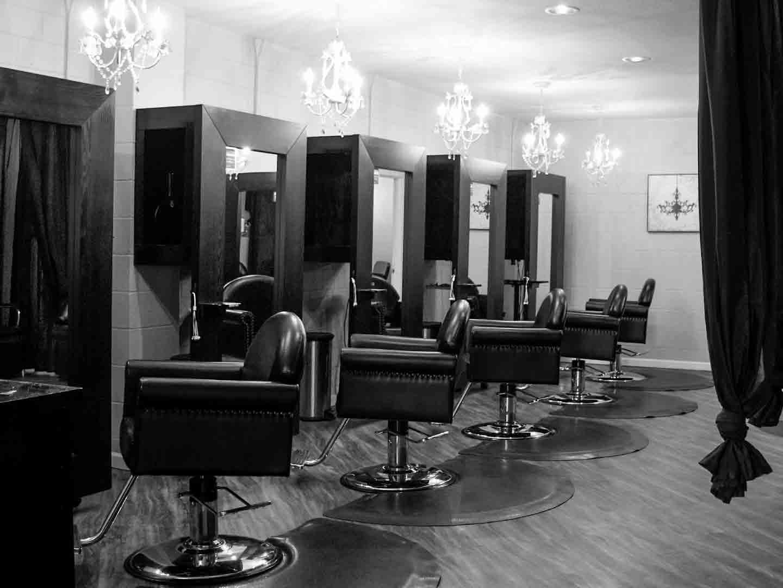 Lisa Dionne Salon and Spa interior