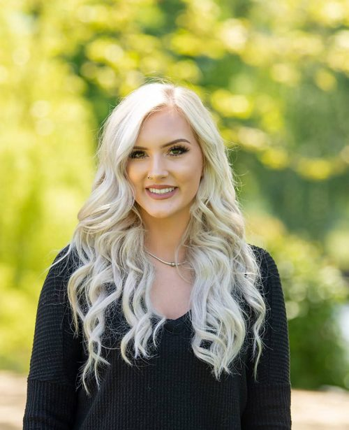 Heather Sheri' of Lisa Dionne Salon & Spa