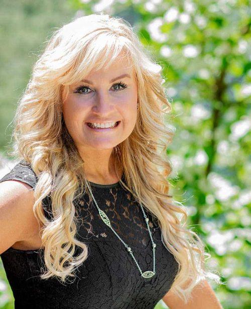 Lisa Clark hair stylist and co-owner of LD Salon
